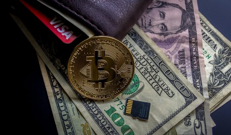 bitcoinové bankovky