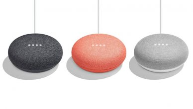 hlasový asistent Google Home MINI